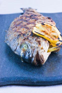 FISH Grilled Dorado