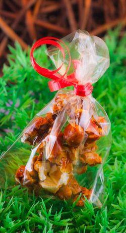 DESSERT cookie honey caramelized pop corn