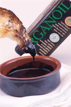 Toast, oil