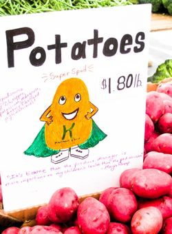Klee potatoes 09