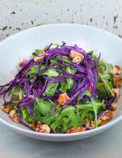 WALNUTS salad
