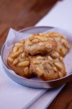 PINE NUTS cookies pignoli