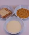 FRENCH TOAST three bowls