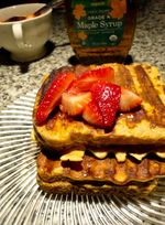 FRENCH TOAST home chef made