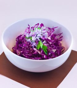SALAD red cabbage