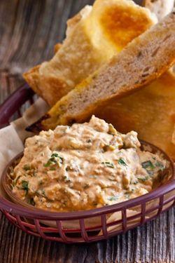 HEURIGE liptauer cheese dip