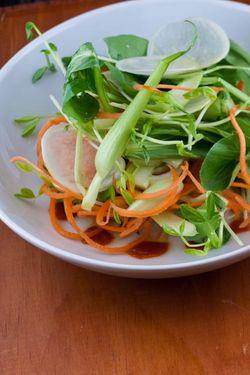 BOK CHOY salad