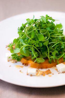 SALAD buckwheat, carrot, cheese