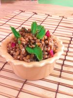 Wheat berries 2012-1-9