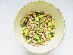 White_bean_salad