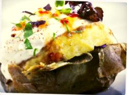 Baked potatoe 2