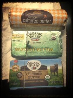 Butter x3