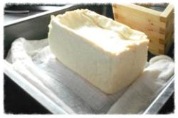 Selbstgemachter-Tofu-Tofublock