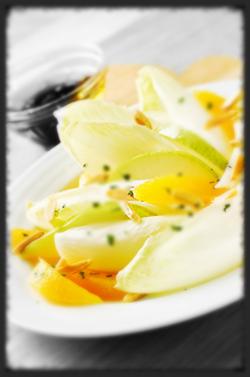 Endive & orange salad