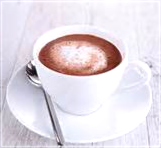 Hot chocolate 1