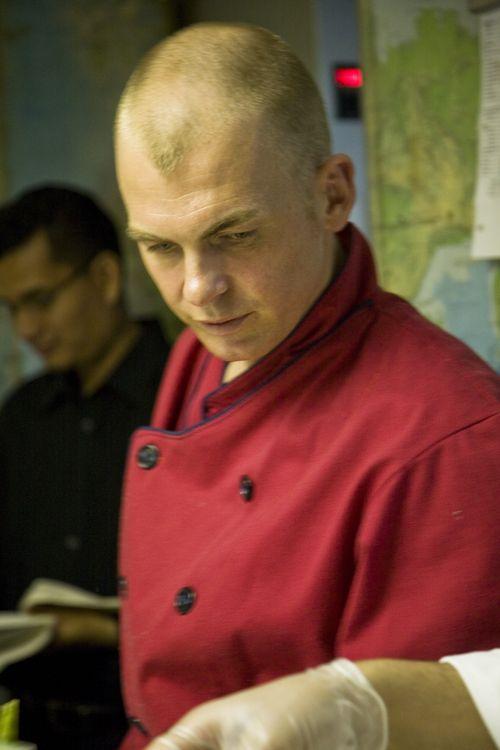 Chef Daniel Angerer/ James Beard House