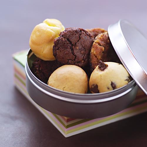 A Tin of Cookies