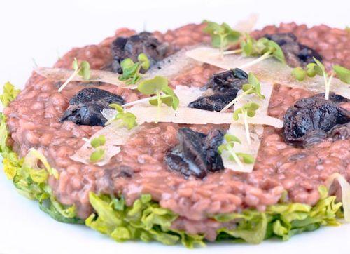 Escargot & Vineyard Snails, Lettuce