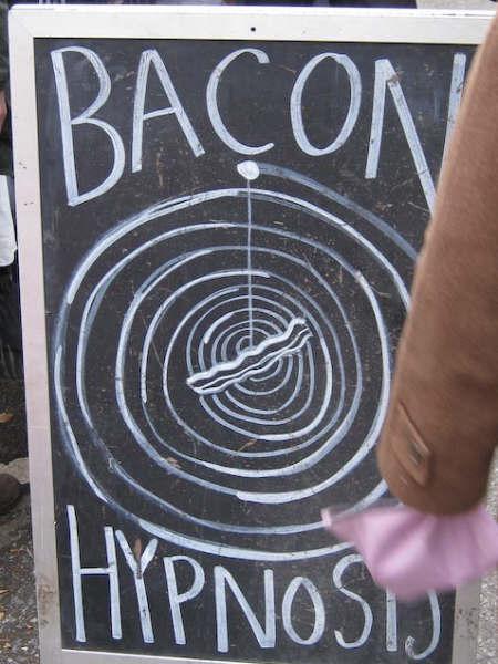 bacon hypnosies